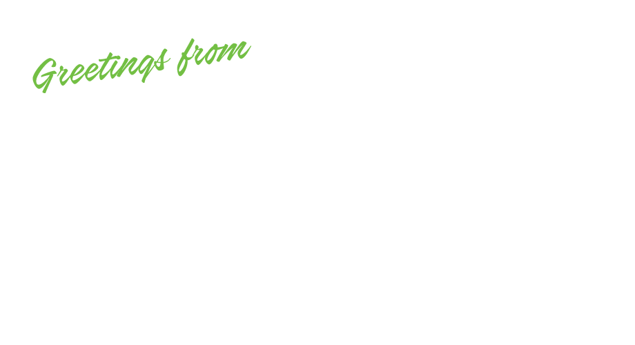 Greetings from: Atomic Vacation